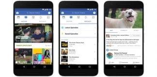 Facebook announces Watch, a personalized video platform