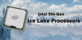 Intel's 8th-gen CPUs Are Called Ice Lake, Built On 10nm+