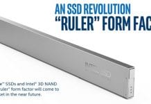 Intel's New Ruler SSD Can Store Up To 1 Petabyte Data Or Around 300000 HD Movies