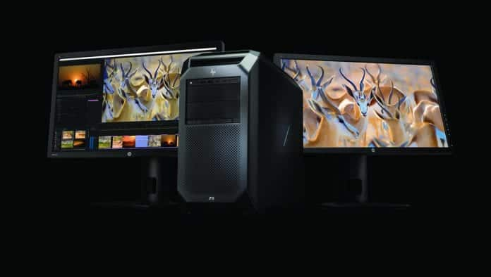 HP's new Z8 workstation comes with whopping 56 Core, 38.5MB cache and 1.5TB RAM