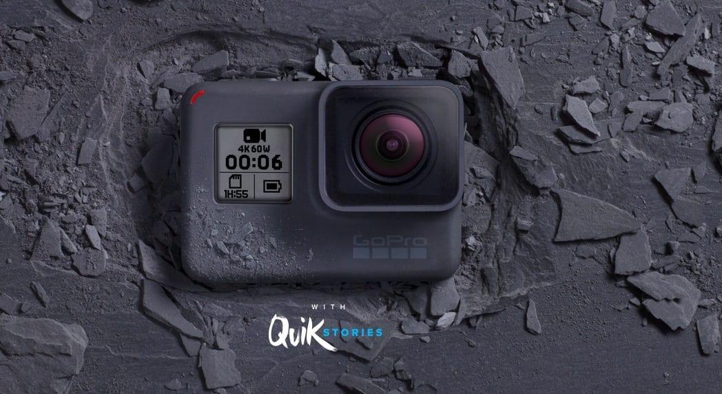 GoPro Hero 6 Black With 4K Ultra HD Camera » TechWorm