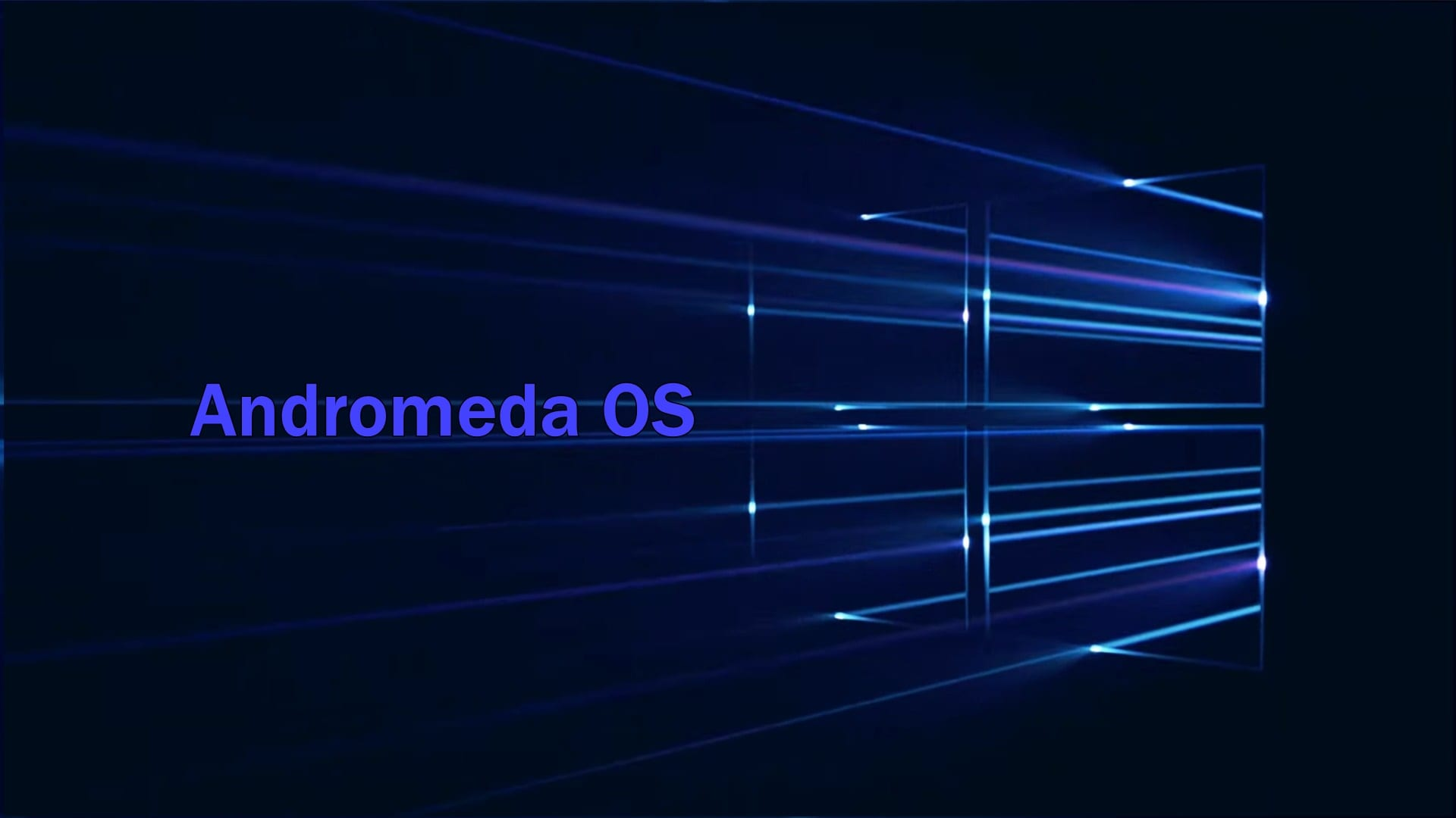 microsoft�s andromeda os to turn windows 10 into a