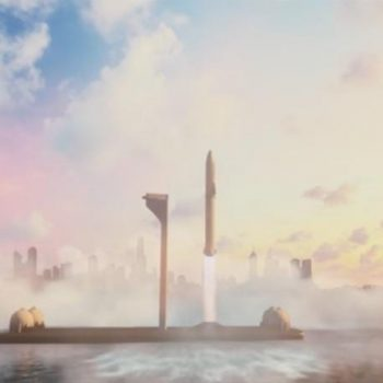 """Elon Musk Unveils """"BFR"""" Rocket To Transport People Anywhere On Earth In Less Than Hour"""