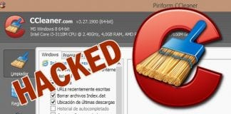 Hackers compromised CCleaner software by installing a hidden backdoor