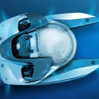 Aston Martin unveils limited edition submarine