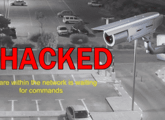 Security cameras can be hacked using infrared light, claims study
