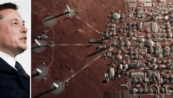 Elon Musk To Colonize Mars And Build Base On Moon Using Reusable Rockets