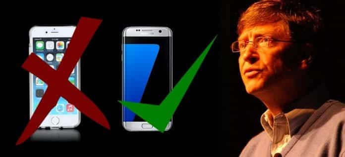 Bill Gates says no iPhone for me; switches to Android smartphone from Windows phone