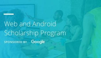 Google and Udacity offering scholarships to 75,000 aspiring developers