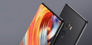 Xiaomi launches bezel less Mi MIX 2 smartphone with Snapdragon 835 processor to take on Apple iPhone X