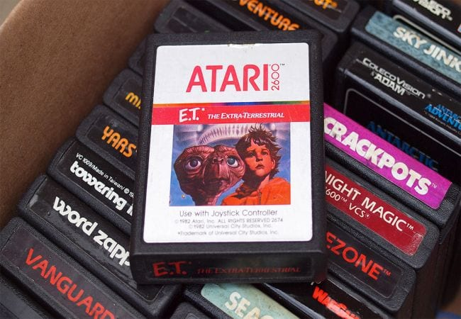 Myth #1 – The New Mexico Desert is Home to Millions of Atari Cartridges