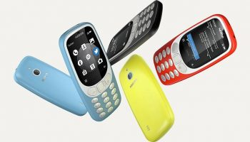 Nokia 3310 3G With High-Speed Internet Access Announced
