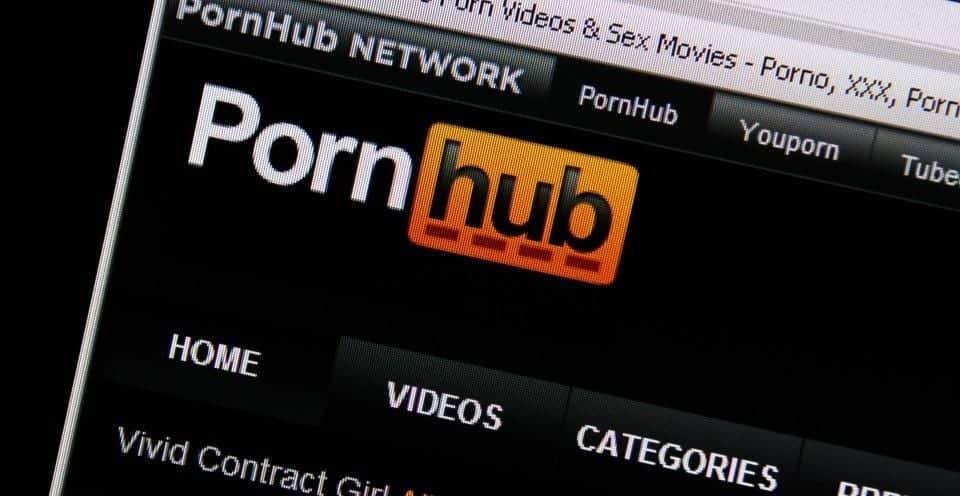 Porn hub king