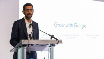 Google donating $1 billion to teach people technical skills to get a job