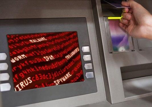 ATMii malware make ATMs Drain out cash