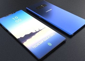 Samsung patents a pressure-sensitive in-display fingerprint reader for its upcoming Galaxy Note 9