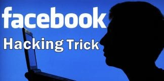 """""""Trusted Contacts Can Hack Your Facebook Account"""" the new phishing scam on Facebook"""