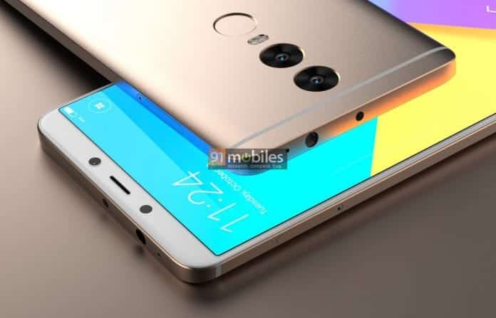 Xiaomi Redmi Note 5 renders suggest dual cameras and thin bezel display