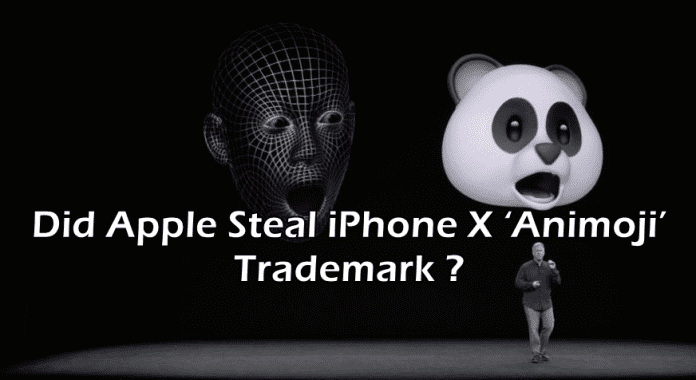 Developer Sues Apple For Allegedly Stealing iPhone X 'Animoji' Trademark