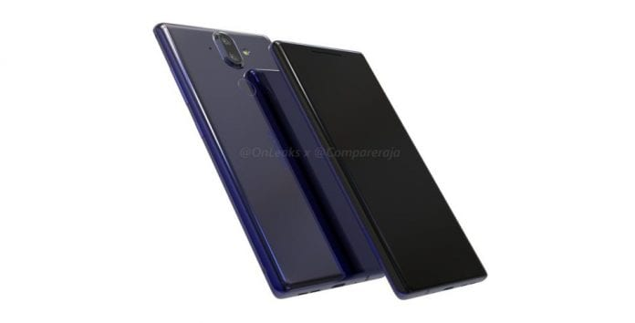 Nokia 9 Android Smartphone Leaks Show Curved Display, Dual Camera And No Headphone Jack