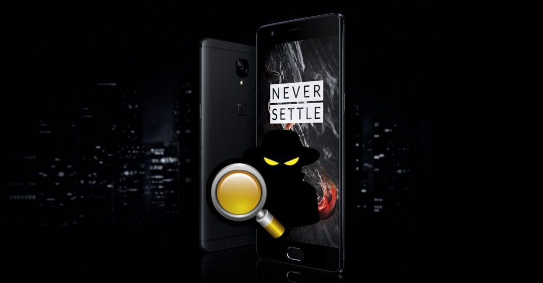 OnePlus accused of collecting user data without permission