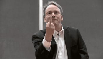 """""""Some security folks can't be trusted to do sane things,"""" says Linus Torvalds"""