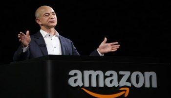 Amazon Founder Jeff Bezos Is Now Worth $100 Billion