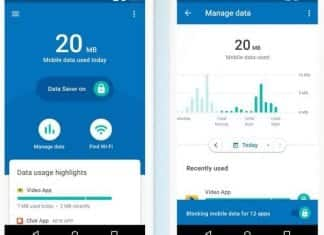 Google launches a mobile data tracking app to help avoid data wastage