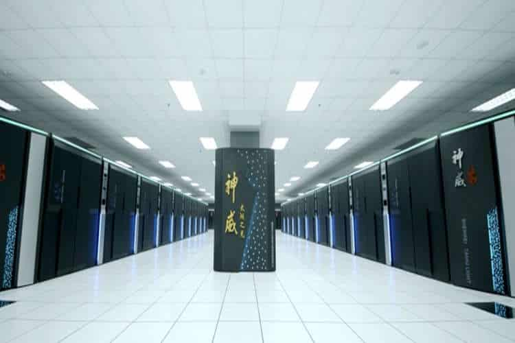 China Dominates the List of Supercomputers