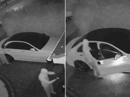 High-tech thieves unlock Mercedes without needing the keys