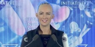 Artificial Intelligence-Based Robot Sophia Says She Wants To Start A Family