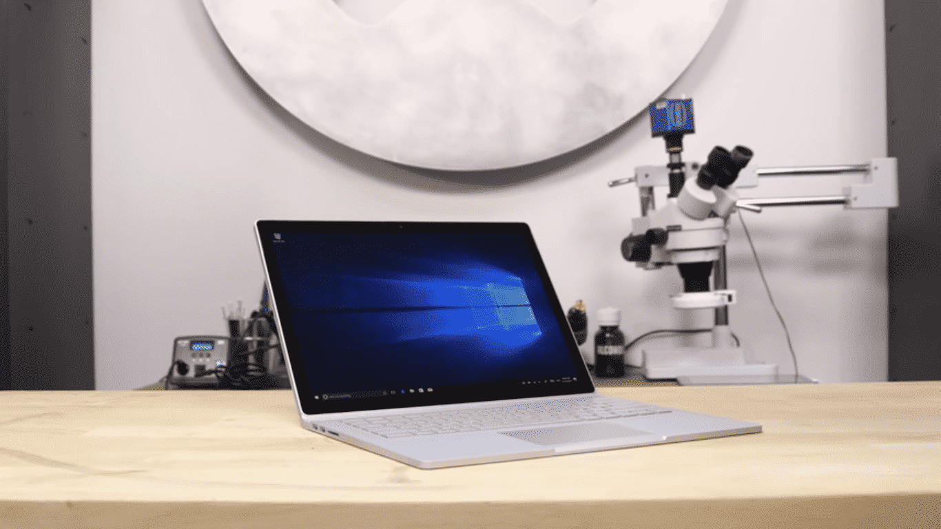 Surface Book 2 battery can drain even while charging, Microsoft admits