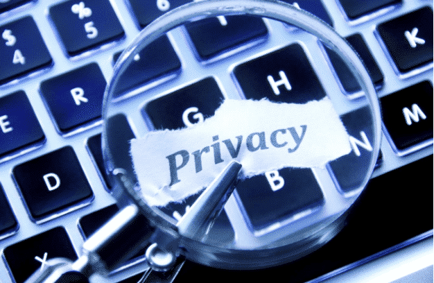 steps to protect your privacy