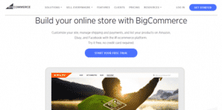 Ecommerce Platform Review: BigCommerce