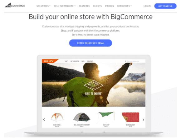 Ecommerce Platform Review: BigCommerce