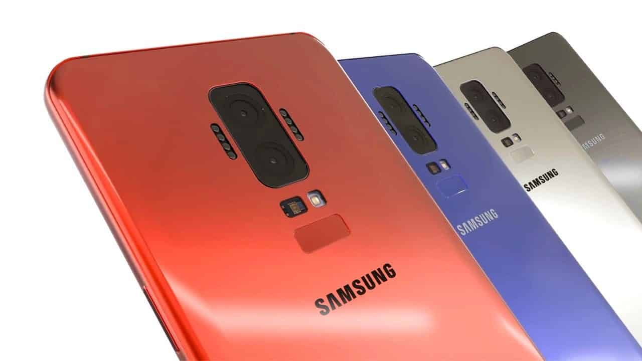 samsung will reportedly showcase galaxy s9 s9 at ces. Black Bedroom Furniture Sets. Home Design Ideas