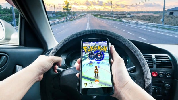 Pokémon Go caused more than $2 billion in damage from driving players, says study