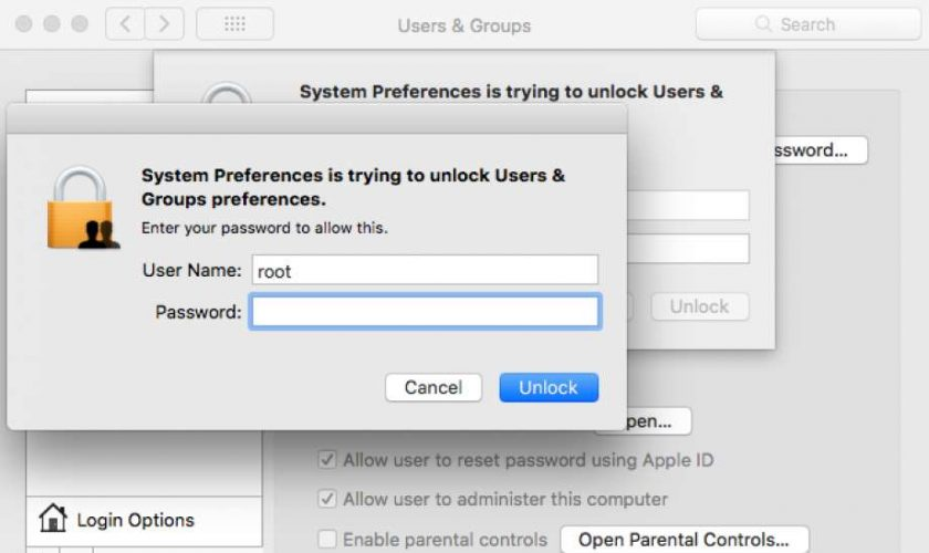 Apple releases security update to fix login bug in macOS High Sierra operating system