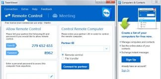 TeamViewer hack allows users sharing a desktop session to gain control of the other's PC