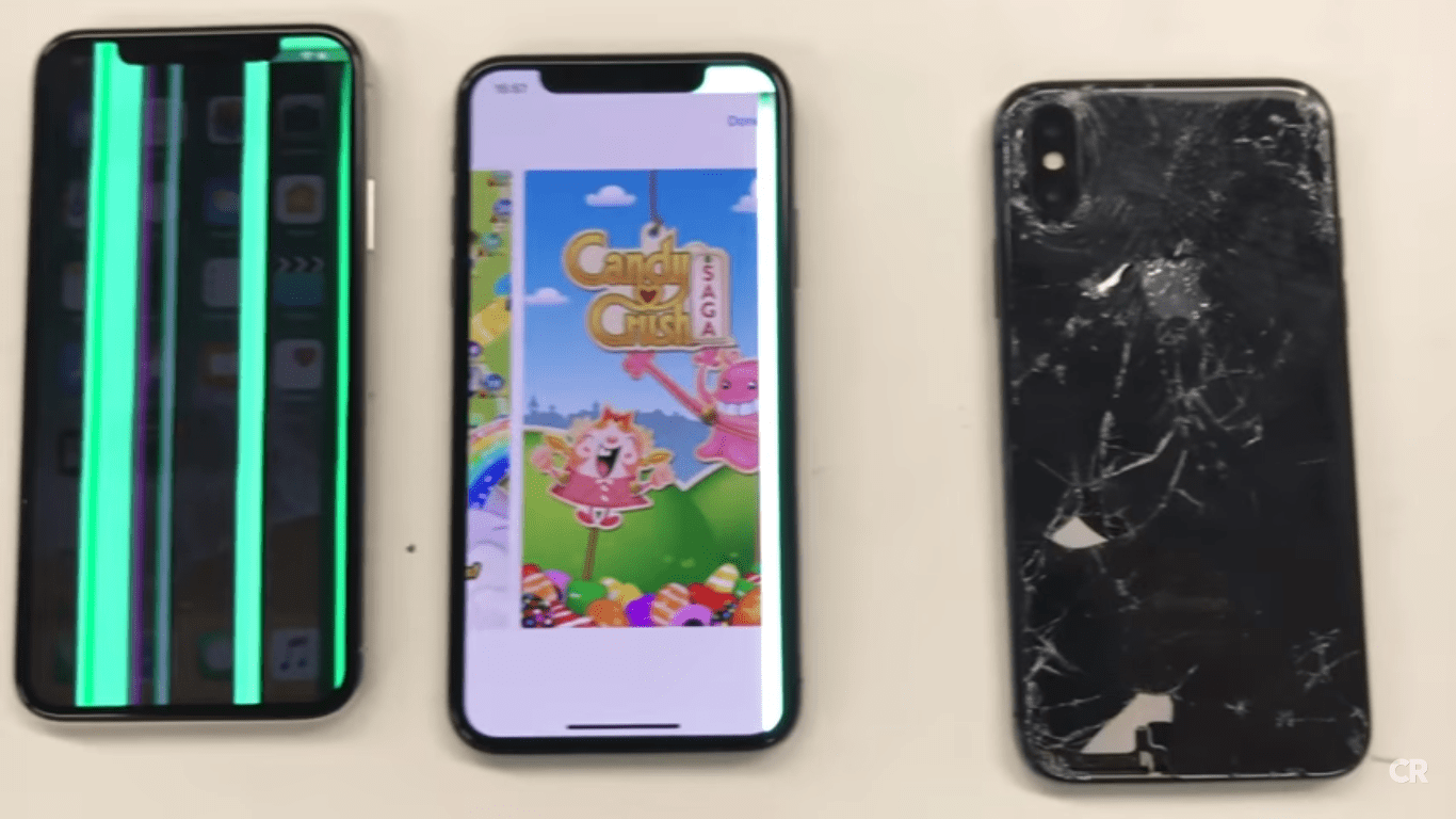 iPhone X ranks below iPhone 8 because of durability and battery life, says Consumer Reports