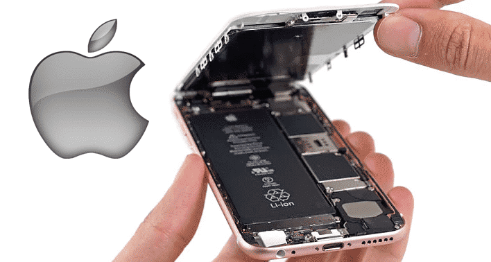 Apple may be giving throttled replacement batteries for old phones