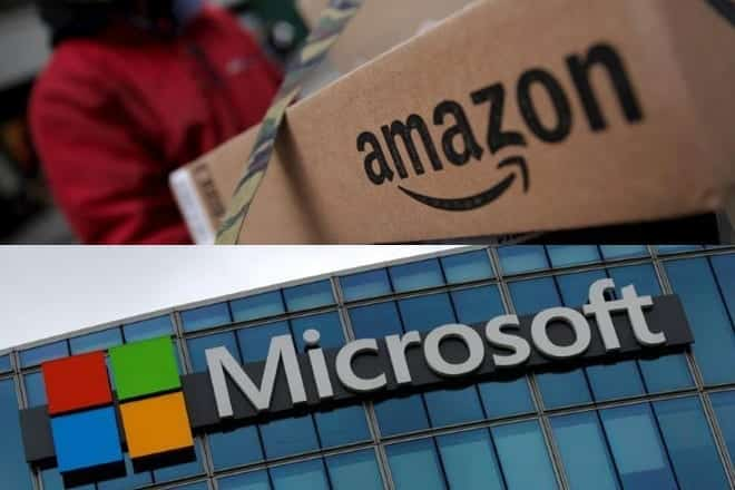 Microsoft and Amazon employees caught in sex trafficking scandal