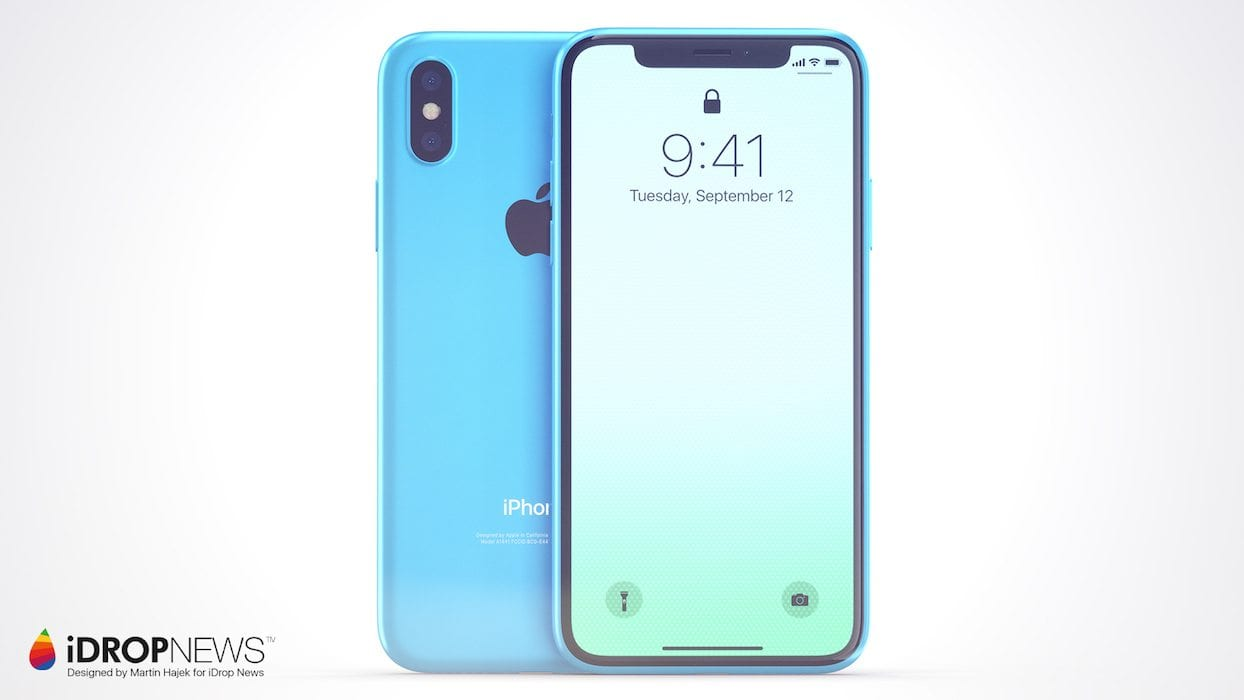 Apple iPhone Xc: A Colourful And Affordable Apple iPhone X ...