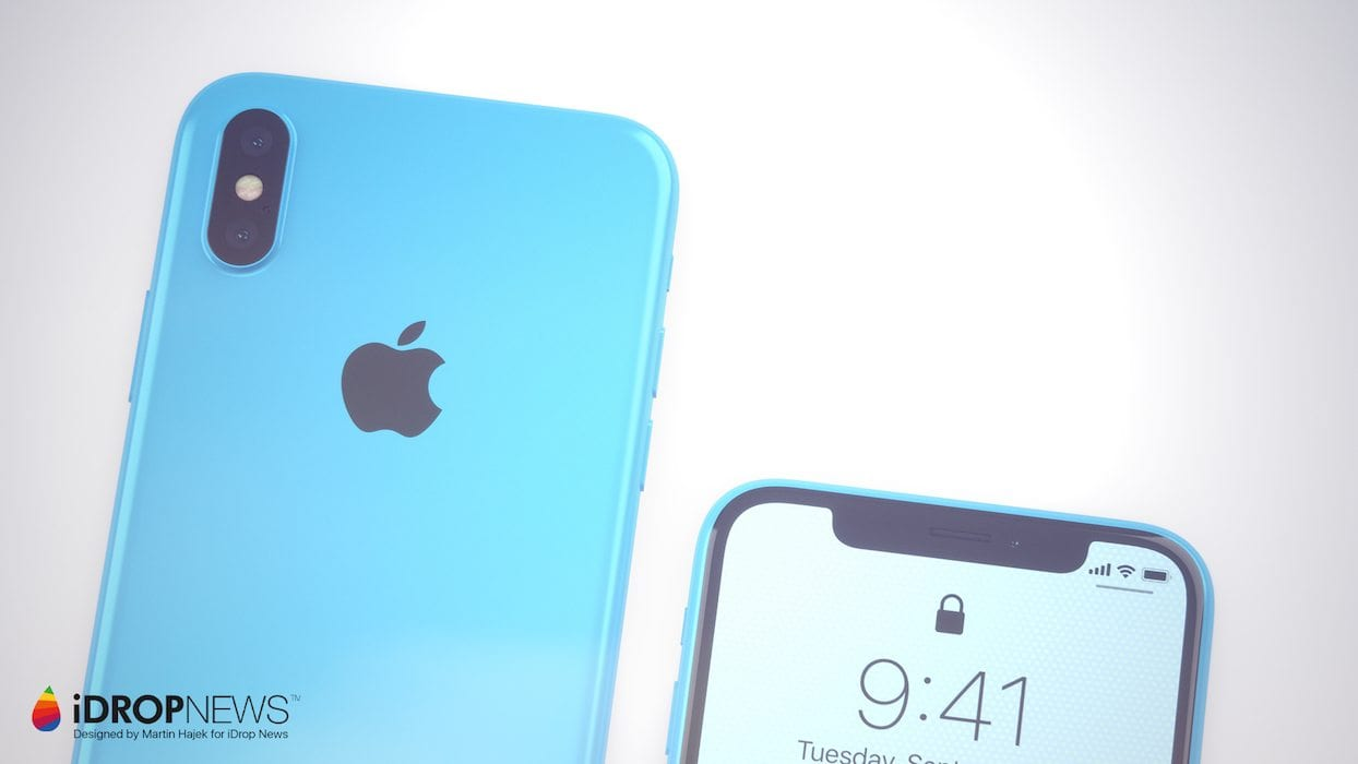 Iphone X Body Material