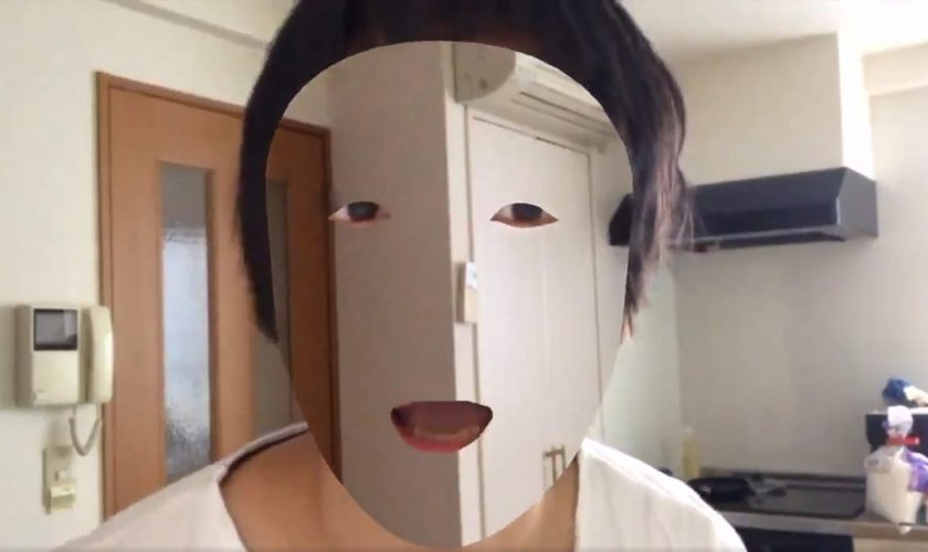 This developer made his face invisible with the help of an iPhone X