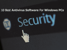 10 Best Antivirus Software For Windows PCs