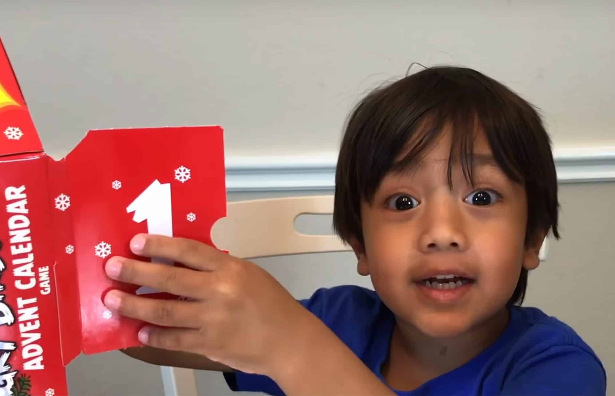 This 6-year-old boy is making $11 million a year on YouTube