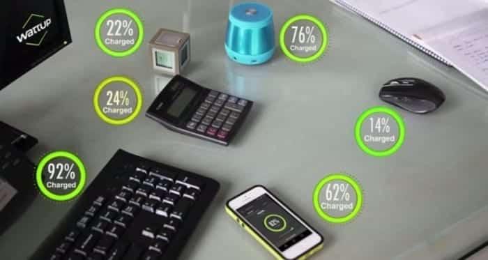 Wattup Wireless charging technology gets FCC Certification