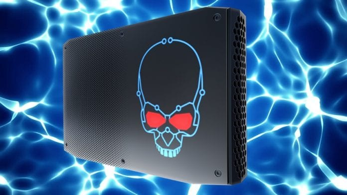 Intel launches its most powerful 'Hades Canyon' NUC VR mini-PC at CES 2018