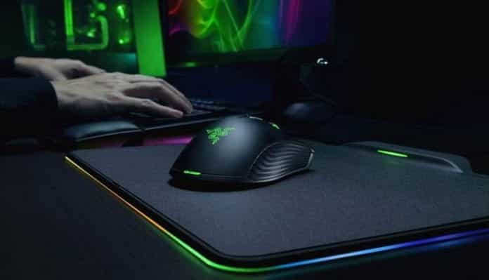 Razer announces a wireless mouse that needs no battery, only a mousepad